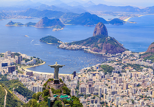 Travel from Brazil