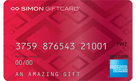 Simon Gift Cards