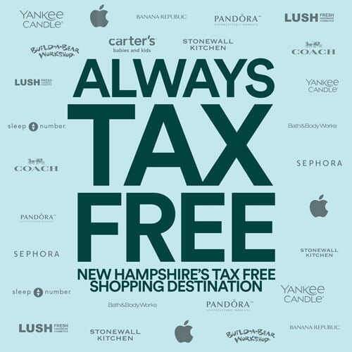 Pheasant Lane Mall - Promo Spot 1 - Always Tax Free image