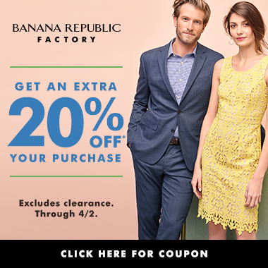 Banana Republic - Multi - Banner 3/19-4/2/18 BRFS-Banner_Easter-March2018_h20180314122302.png