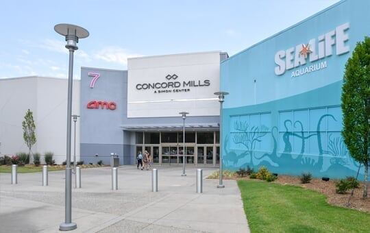 Concord Mills - Hero - Discover Concord Mills image
