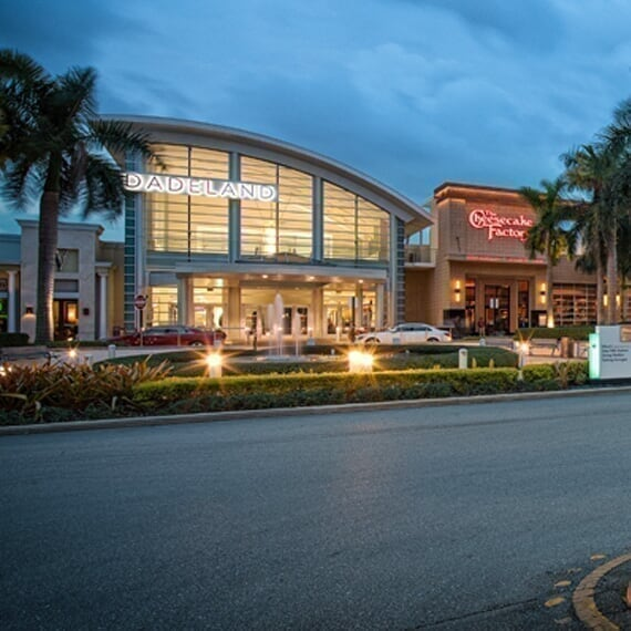 Voted Best Mall - Dadeland Mall