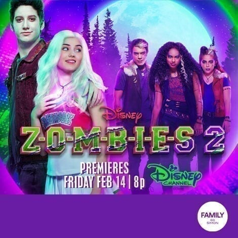 North East Mall - Promo - Zombies 2 Disney Channel Event image
