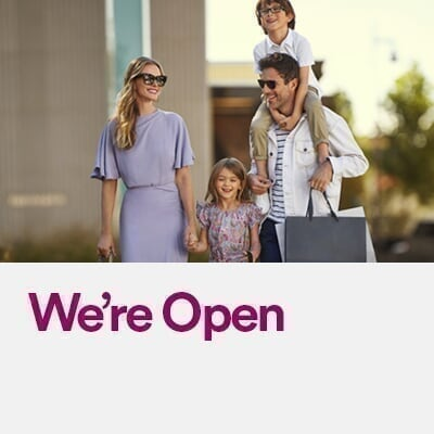 open centers - spot 1 - we're open image