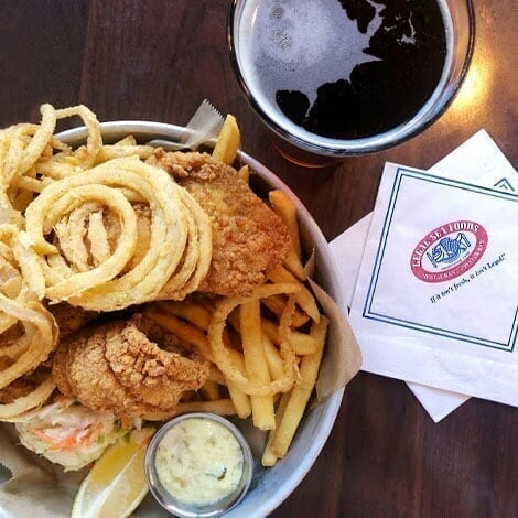 Copley Place - Promo - Legal Sea foods image