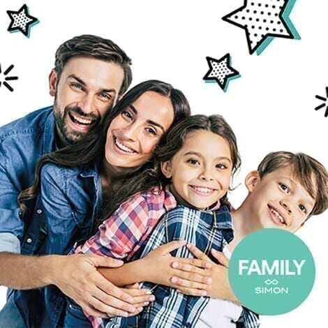 Multi Center - Promo - Family at Simon image