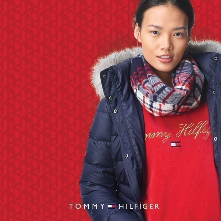Local PO Paid Ad - spot 2 - Happy Lunar New Year - tommy hilfiger image