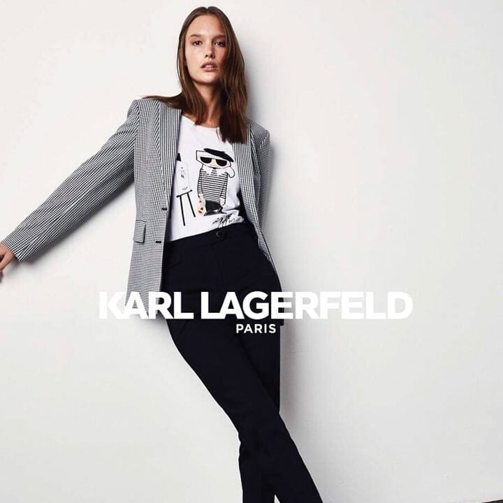 Houston PO - Spot 2 - Karl Lagerfeld Coming Soon image
