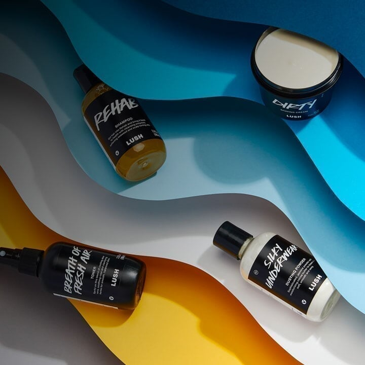 Woodfield - Spot 2 - New Arrivals: Lush Fresh Handmade Cosmetics image
