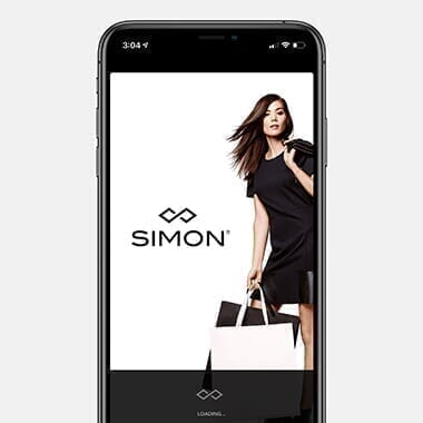 Simon Mobile App National Malls image