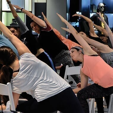Free Yoga With lululemon - Dadeland Mall