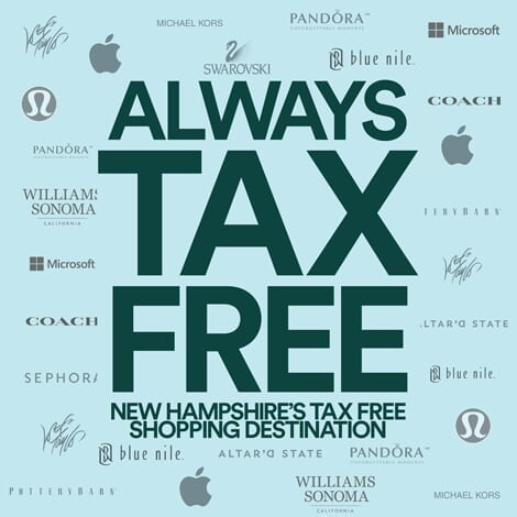 The Mall at Rockingham Park - Promo Spot 1 - Always Tax Free image