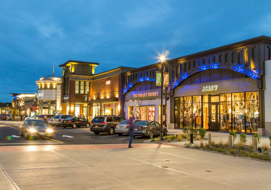 Find all of the stores, dining and entertainment options located at The Shops at Nanuet®.