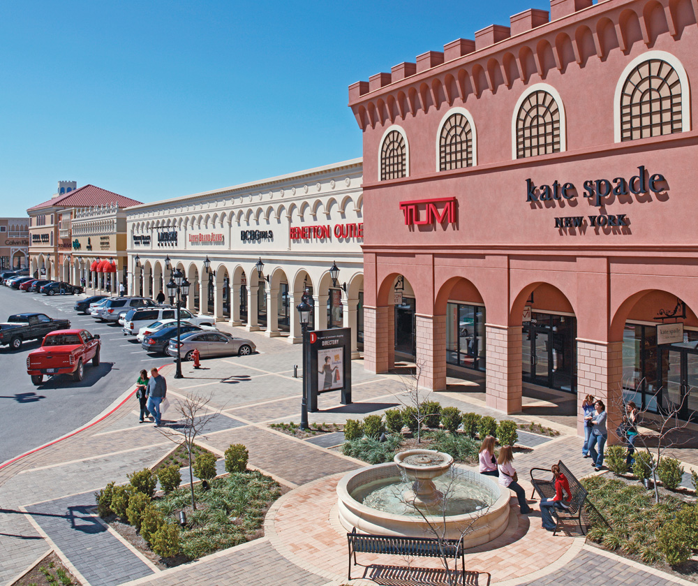 The San Marcos Premium Outlets is the biggest outlet mall that I've ever been to. The outlets would've been the perfect place to walk off my big lunch, but, seeing how big the Outlets were, we drove around to the various stores instead.4/4().