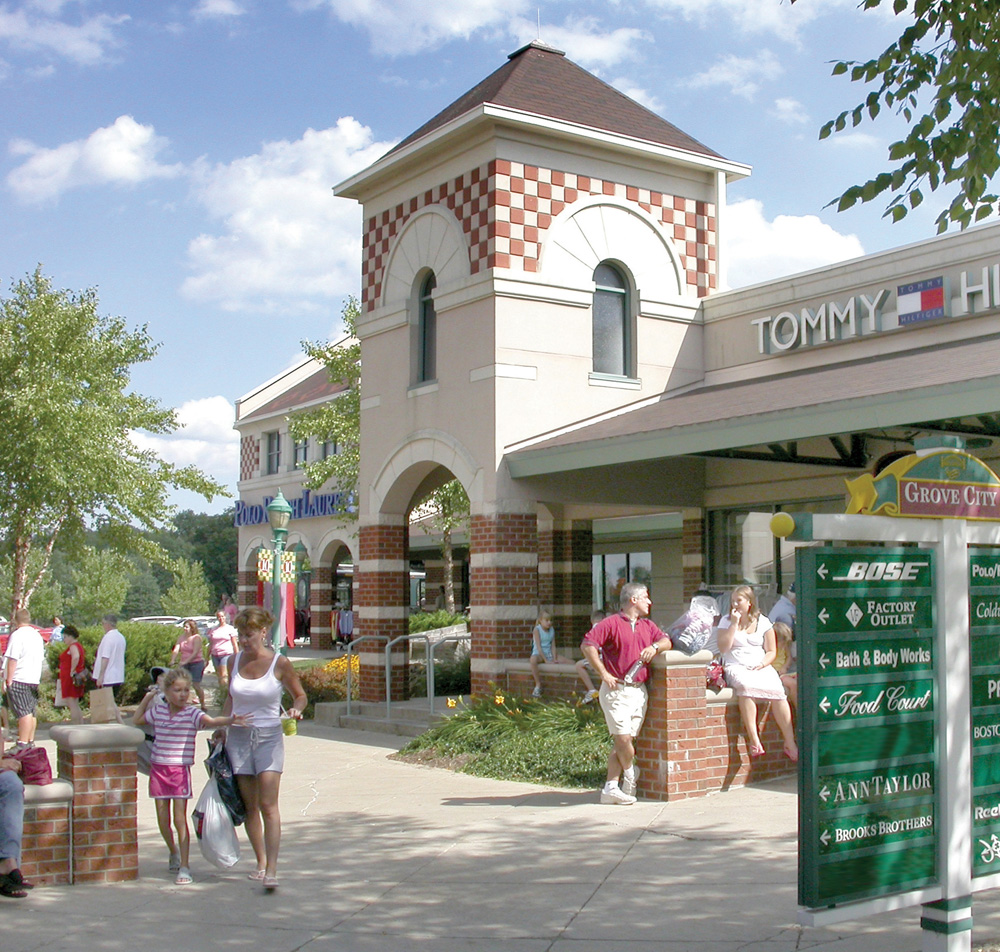 Do Business At Grove City Premium Outlets®, A Simon Property