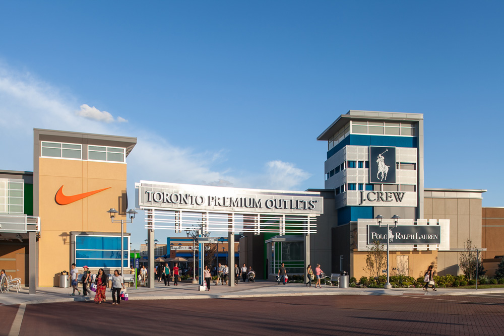 Find all of the stores, dining and entertainment options located at Toronto Premium Outlets™.