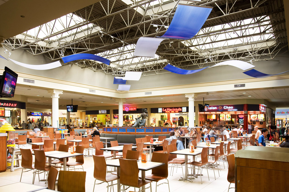 Florida Mall Food Court Lease