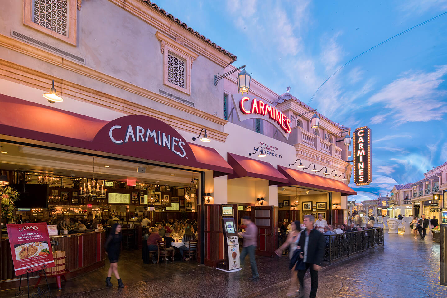 About The Forum Shops at Caesars Palace® - A Shopping Center in Las on