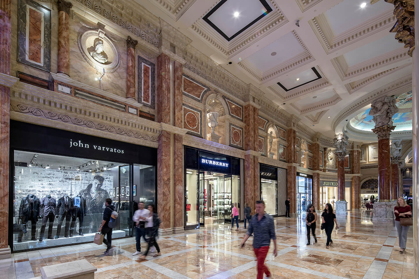 39788c1bd2 About The Forum Shops at Caesars Palace® - A Shopping Center in Las ...