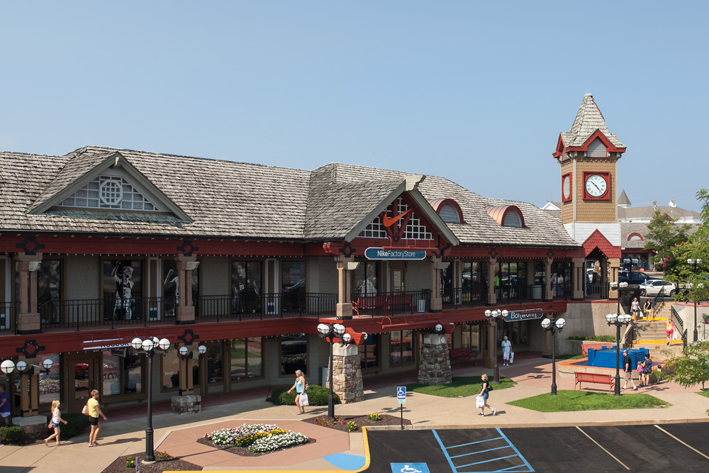 About Osage Beach Outlet Marketplace A Shopping Center In Osage