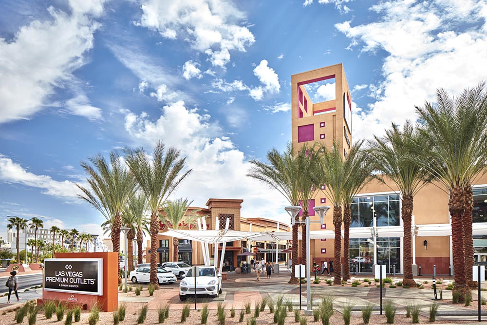 Outlets at zion mall
