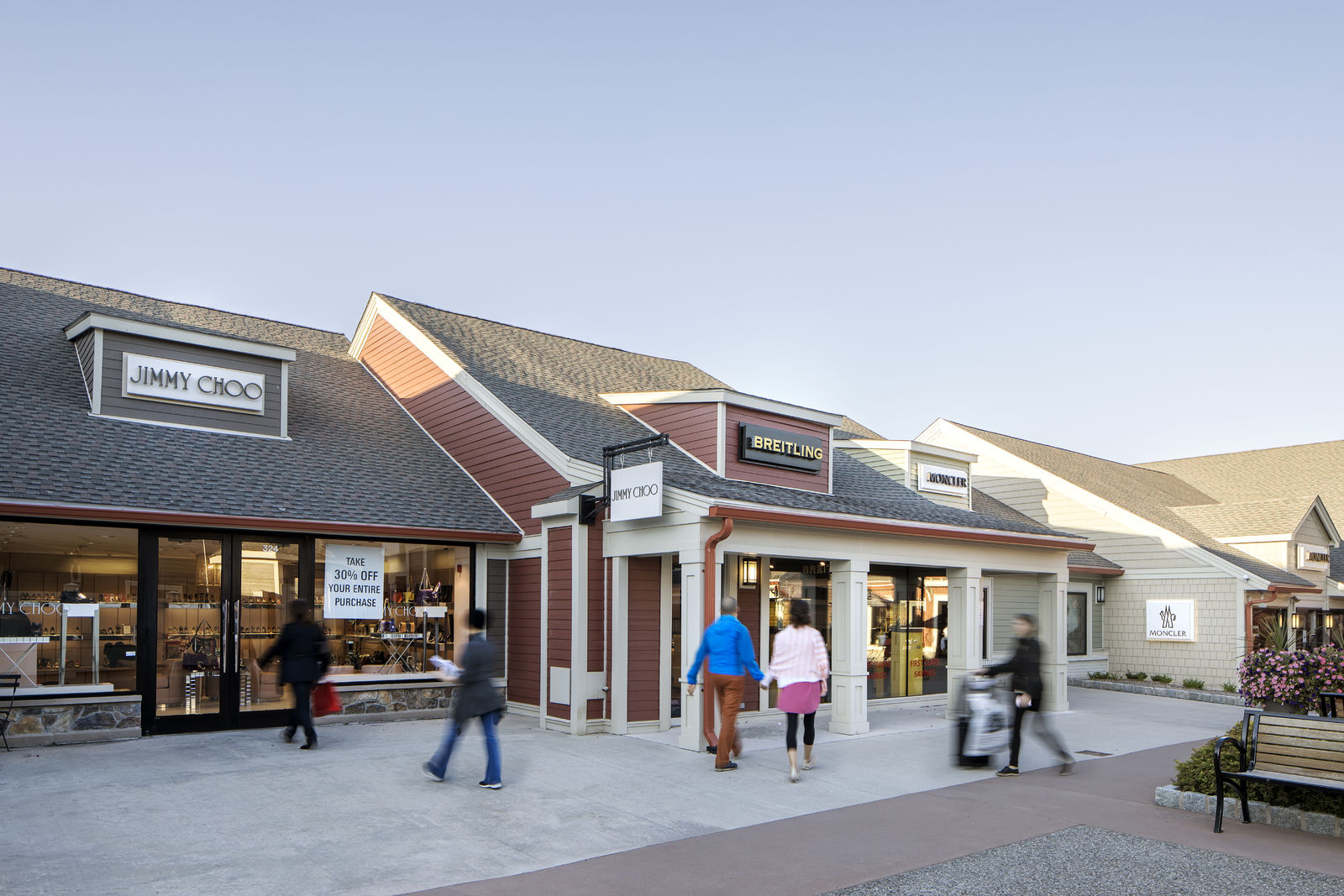 Etonnant Woodbury Common Premium Outlets®