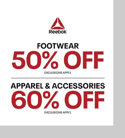 0fb1823547013c Reebok Outlet at Gloucester Premium Outlets® - A Shopping Center in ...