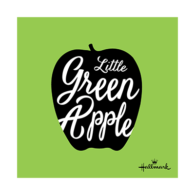Little Green Apple Hallmark
