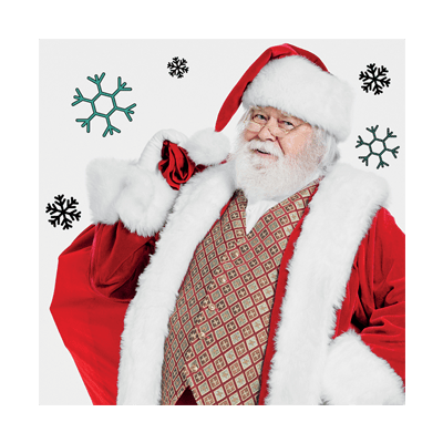 Santa Photo Experience at Oxford Valley