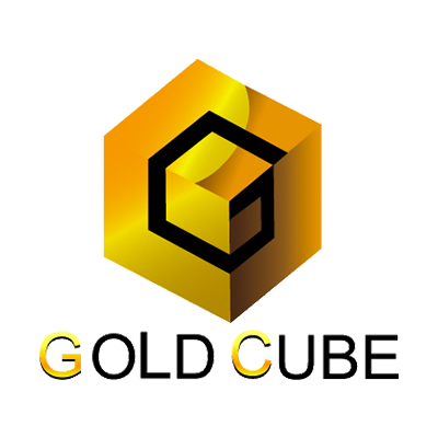 The Gold Cube
