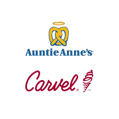 Auntie Anne's Pretzels/Carvel Ice Cream - Lower Level